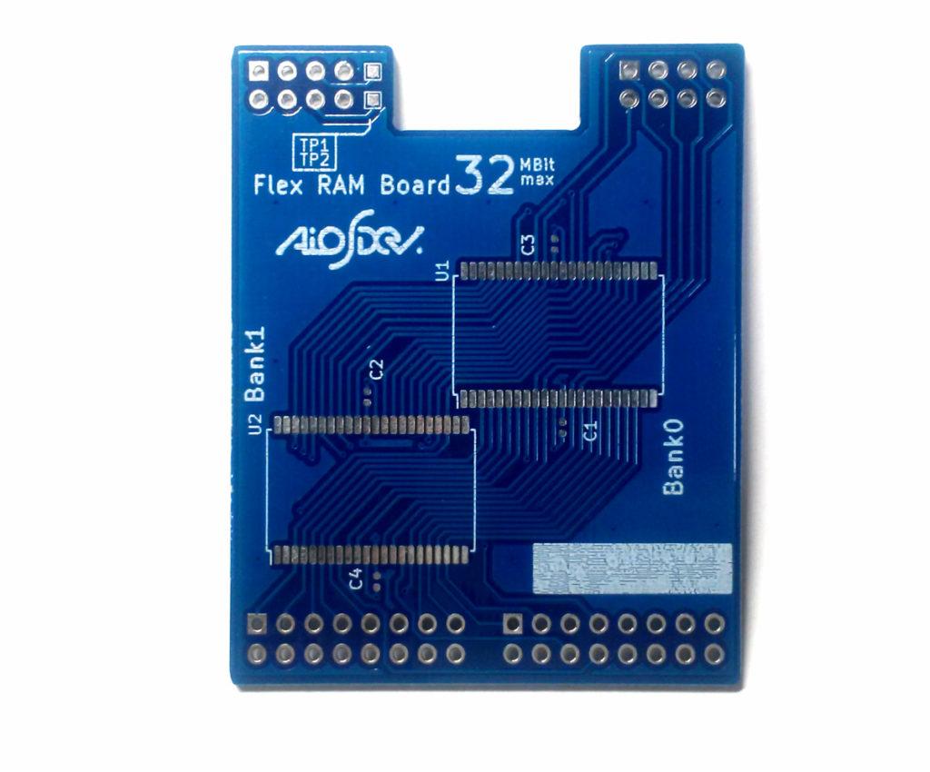 Flex RAM Board32Mbitmax